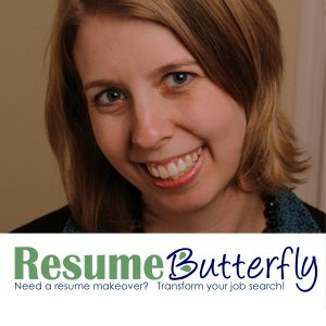 Resume Butterfly - Jessica Smith - Need a resume makeover? Transform your job search!