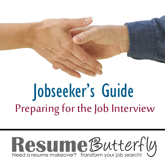 jobseeker u2019s guide to preparing for the job interview