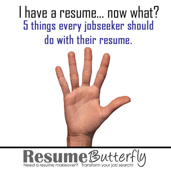 Resources - Resume Butterfly: Need a resume makeover? Transform your ...
