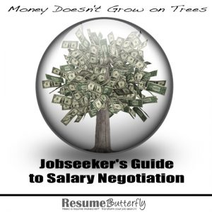 Jobseeker's Guide to Salary Negotiation - Job Search Advice from ResumeButterfly